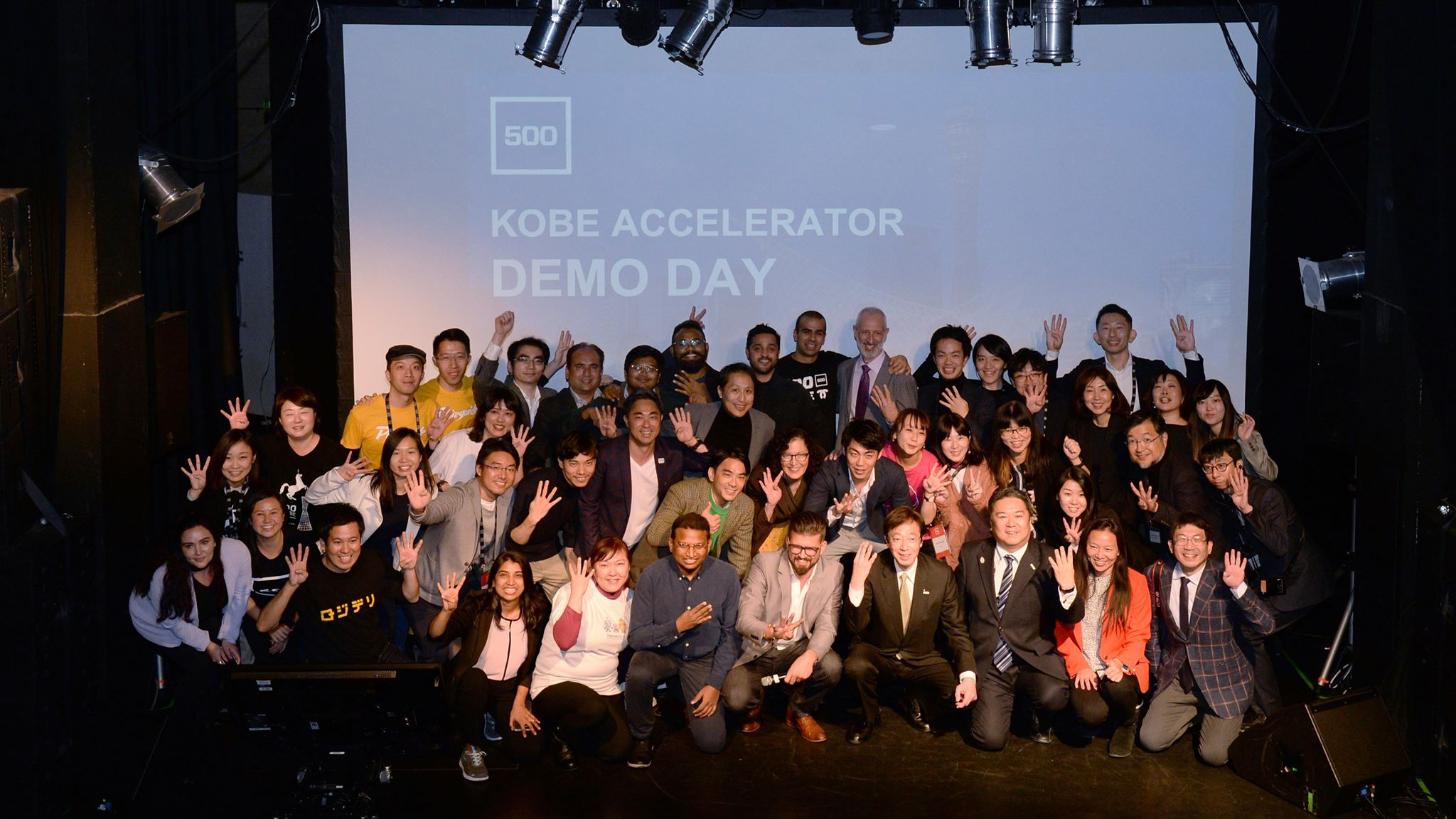 demoday group photo